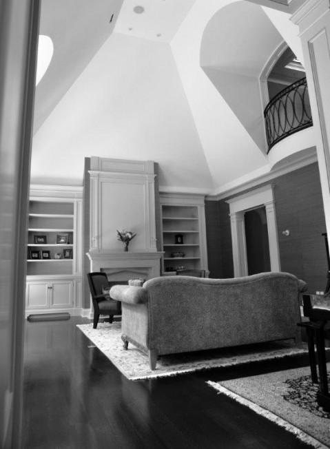 Vernham great room