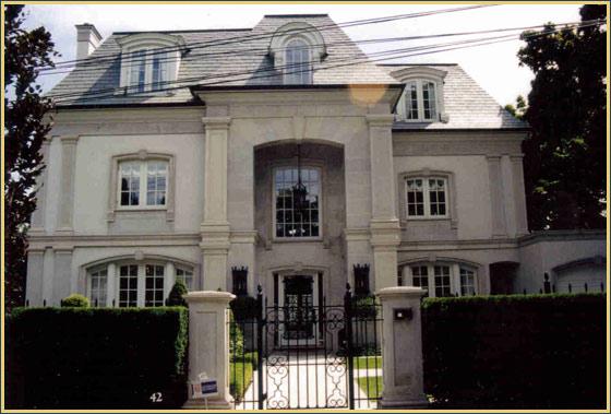 Toronto Custom Homes Laureden Homes