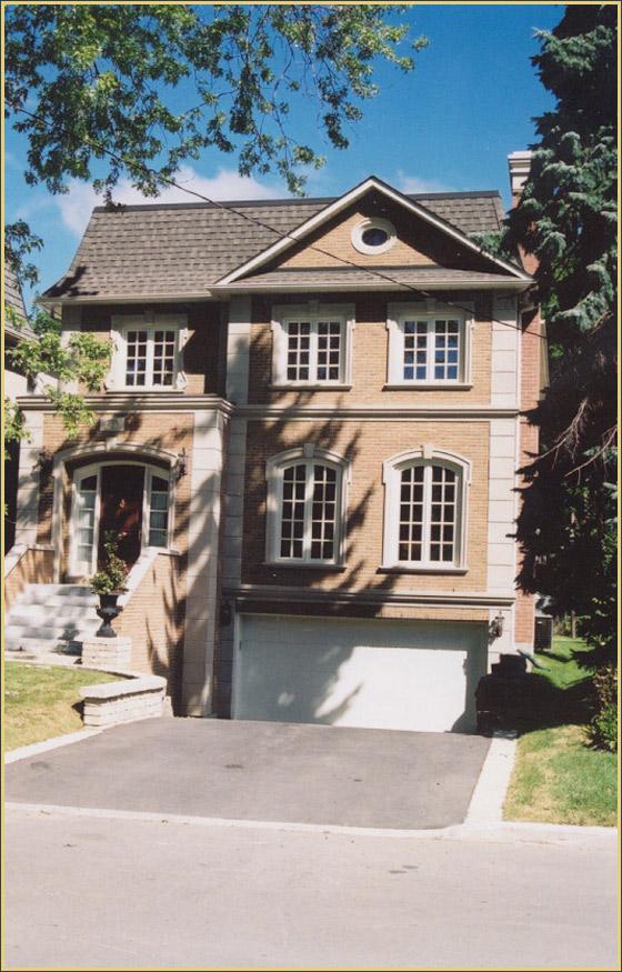 Toronto custom homes laureden homes for Luxury home builders louisiana