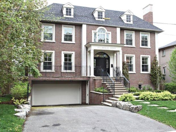 Toronto Traditional home